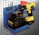 Power Drill Storage