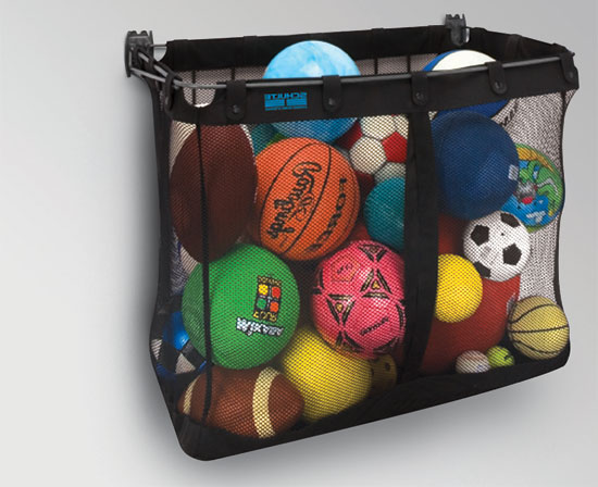Big Mesh Sports Basket
