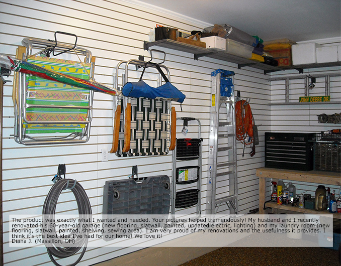 Slatwall Accessories And Hooks Everything You Need To Organize Your Slatwall By