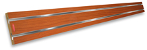 Cherry Slat SlatWall MX™ Strip
