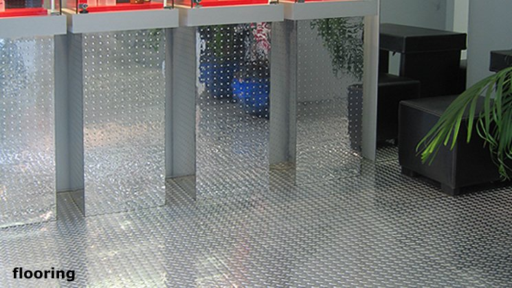 Aluminum Diamond Plate By The Piece
