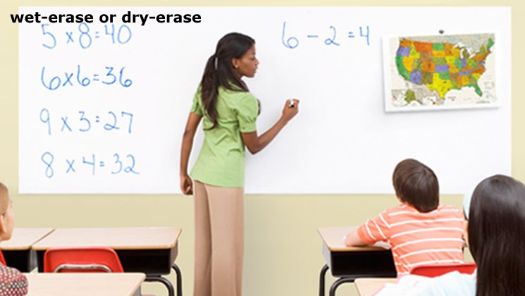 Wet-erase or Dry-erase