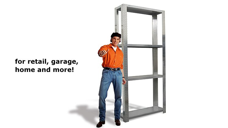 For Retail, Garage, Home and More